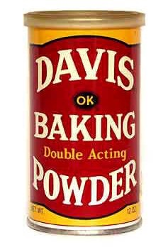 2 tsp baking powder