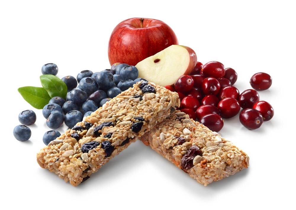 Quick breakfast- On your want out grab a granola bar, fruit, and/or a small snack
