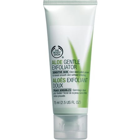 This is my favourite exfoliator, because it's not to rough on your skin (sometimes if it's too rough on your skin, your skin may begin to peel) exfoliators are to reveal smooth skin and it helps with the tiny bumps you get on your nose.