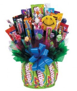 Your bestfriend a candy lover? Put all his/her fav candies into a jar!