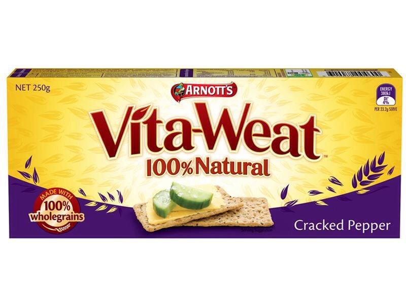 #9 vita weat snacks, so addictive!