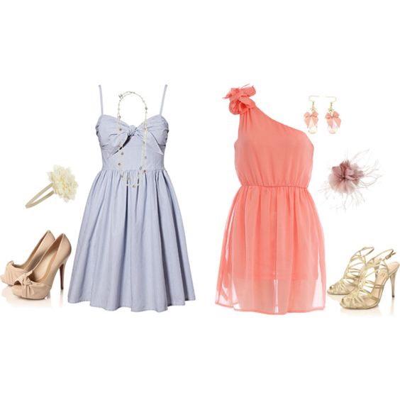 Cute Wedding Party Ideas: Cute Wedding Outfits By Delia Botta