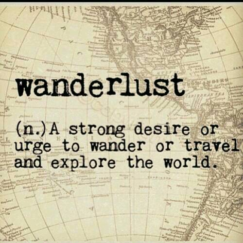 Lastly, have fun ! be adventurous, get lost, try new things and meet new people. Travel is the only thing you pay for that makes you richer.