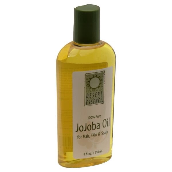 Jojoba is just amazing and you can use it all over your body.