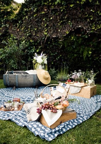 Surprise your love by taking them on a surprise picnic. Once they get home from work, tell them to get dressed into something comfy and drive somewhere special and quiet for the evening. It will be a date you won't forget.