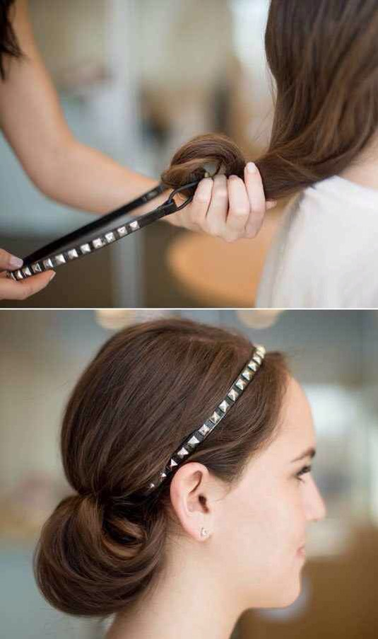 Perfect for when you're out of Bobby Pins!