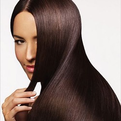 Achieve shiny, non static, great smelling, and non frizzy hair in 5 seconds!