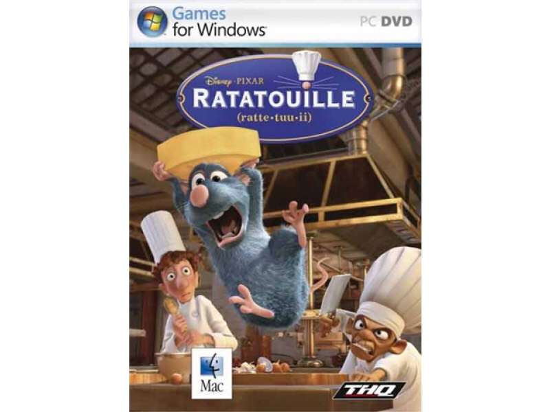 Pixar at its best about a rat that loves to cook