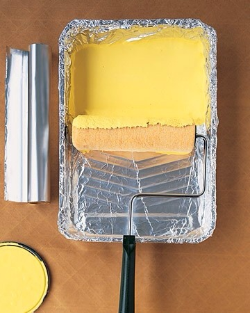 Line your pan with aluminum foil.  Clean up will be a breeze.  Thanks for looking. Please don't forget to like and follow. Click my profile pic to see all my tips.