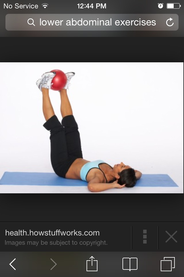 Strengthen weak lower abs--the right way!
