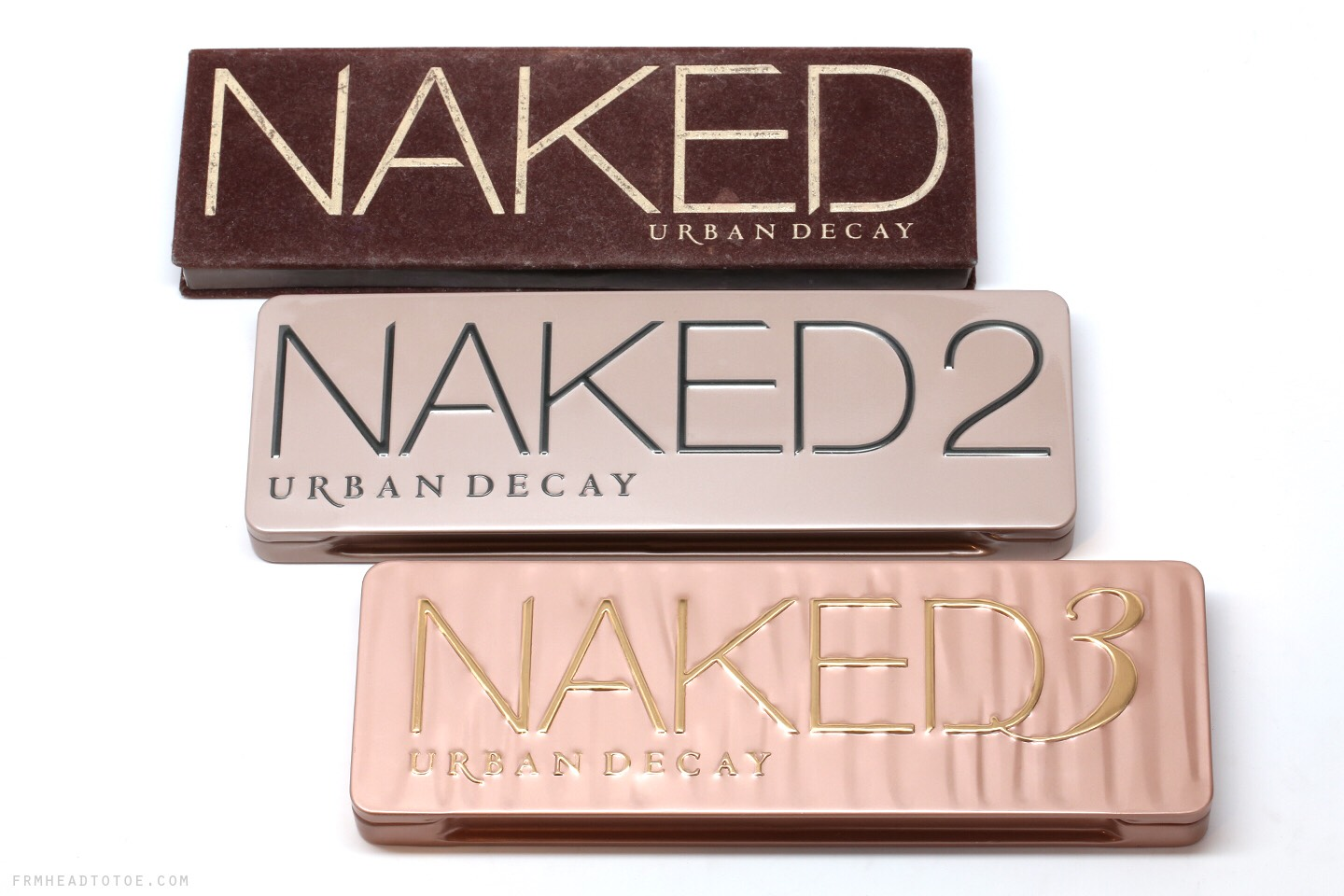 Many people love the look of Urban Decay's Naked palettes but aren't willing to pay the ridiculous price. If you are one of these people there's another option for you!