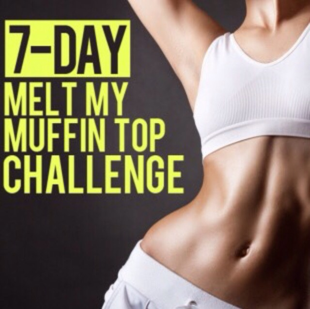 You'll need a yoga mat/soft surface, a 10lb plate and a 8-12lb dumbbell for this challenge🔅 🍏🍎Also for better results combine these exercises with a healthy diet🍎 🍏