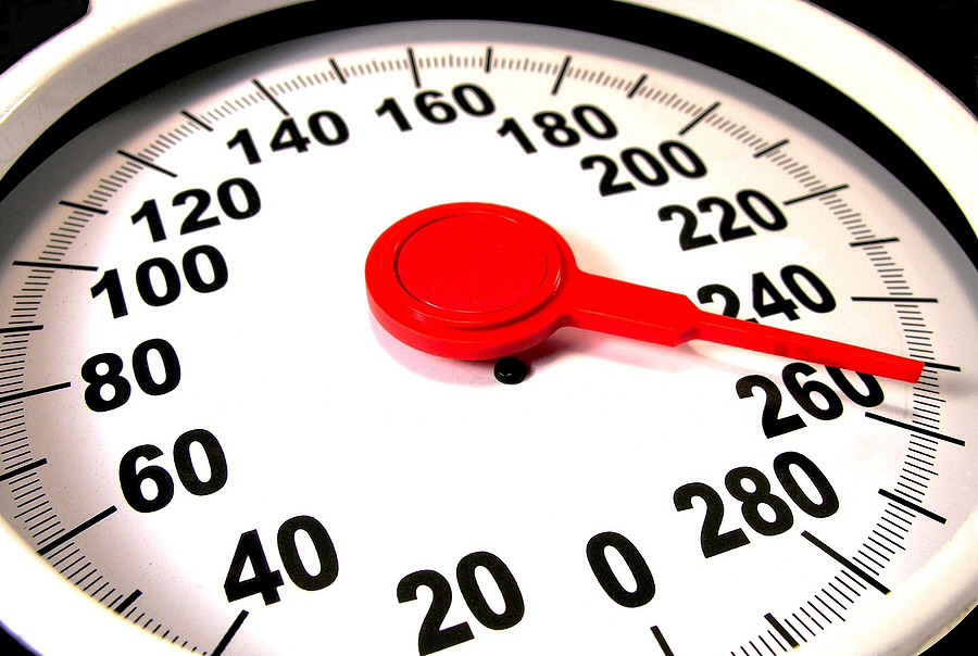 I recommend weighing yourself every week to keep track of how much weight you are loosing!