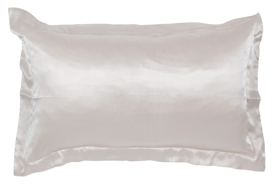 Switch to satin pillowcases to prevent wrinkles