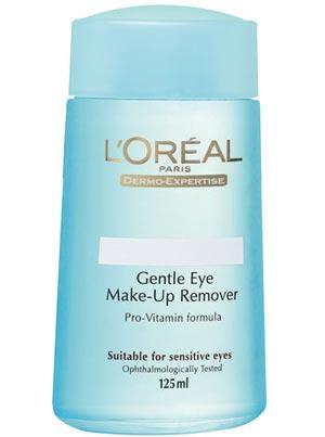 Vaseline is an excellent makeup remover