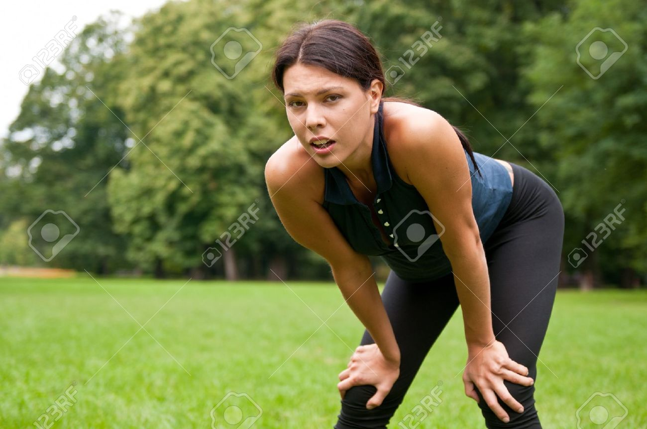 try doing a little bit of running to knock yourself back into shape. because we all are probably a bit out of shape and this will help so you can run the distance.
