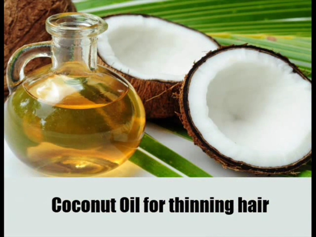 An individual can use a mixture of coconut oil (4 tbsp) and lime juice (2 tsp) for treating the problem of thinning hair. It is advisable to massage the scalp with this mixture for atleast 10–15 mins. Further, this mixture should be removed only after 60–75 minutes in order to obtain better results.