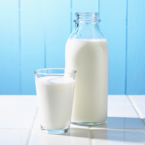 Drink as much milk as you can but....