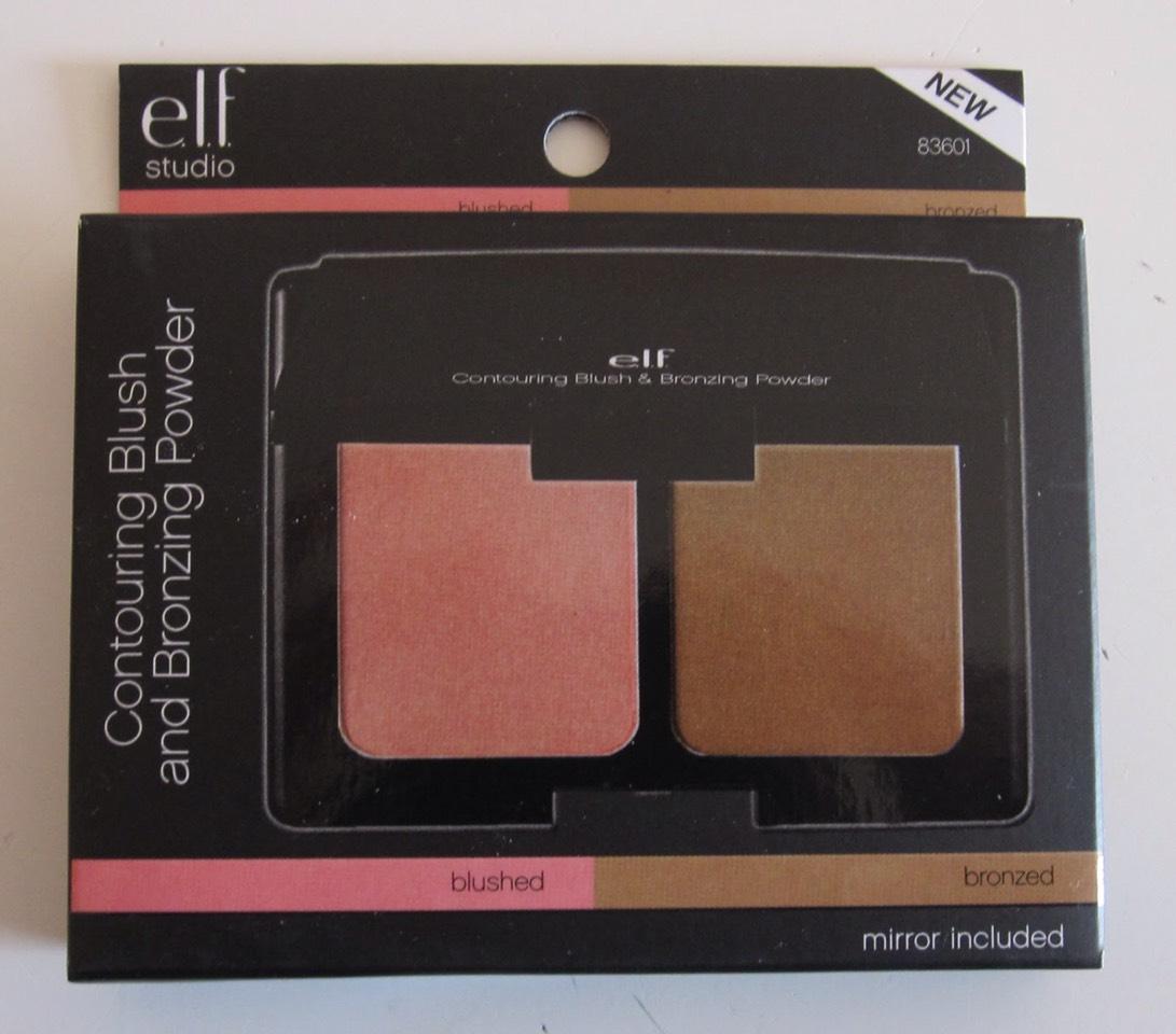 Elf contouring blush & bronzing powder are amazing for their price!!