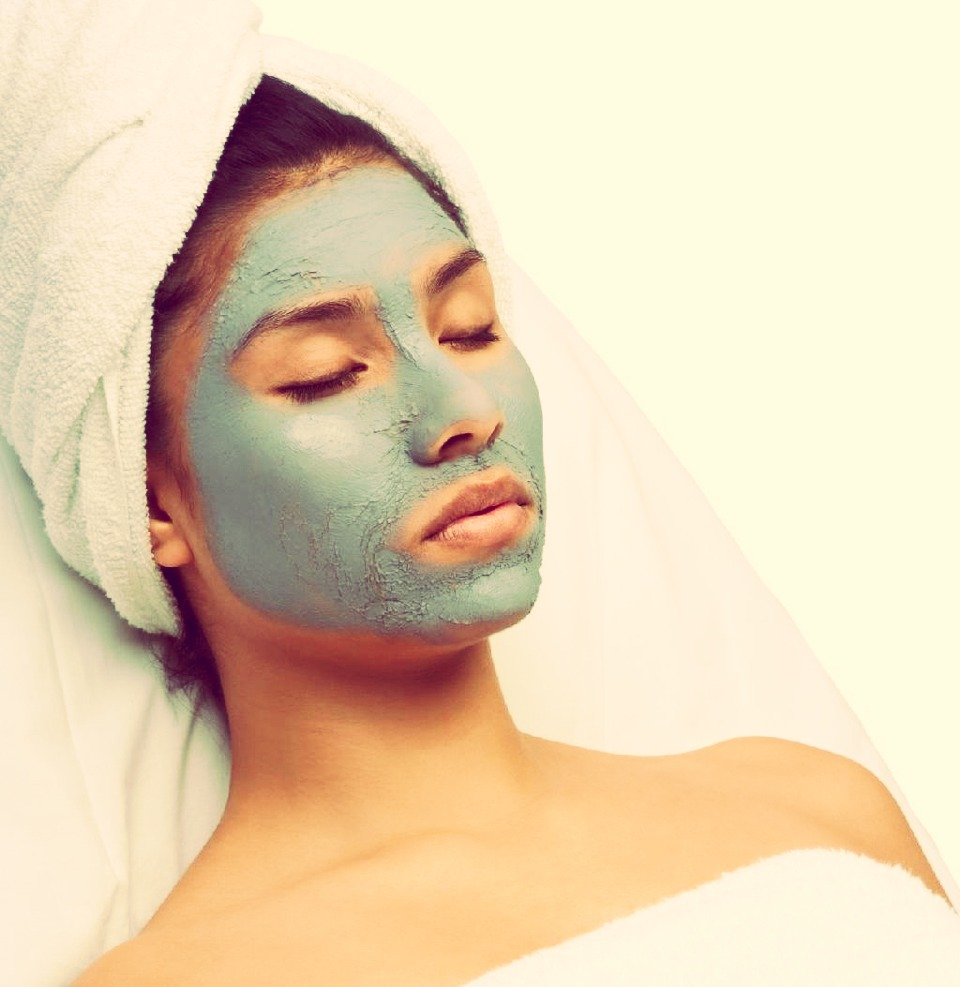 A mud mask draws oils and dirt from your pores and leaves face clean! Kayolin clay is a good clay to use. Buy at local grocery store, and add water! Add an oil like olive oil for hydration, or honey.