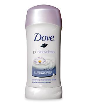 Deodorant. Again no explanation needed