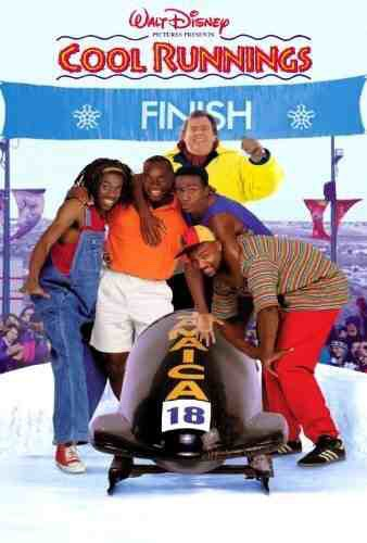 Cool runnings Amazing film about a Jamaican bobsled team
