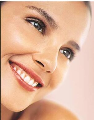 Gradually, this will add glow to your complexion. You may do this every day for quicker results.