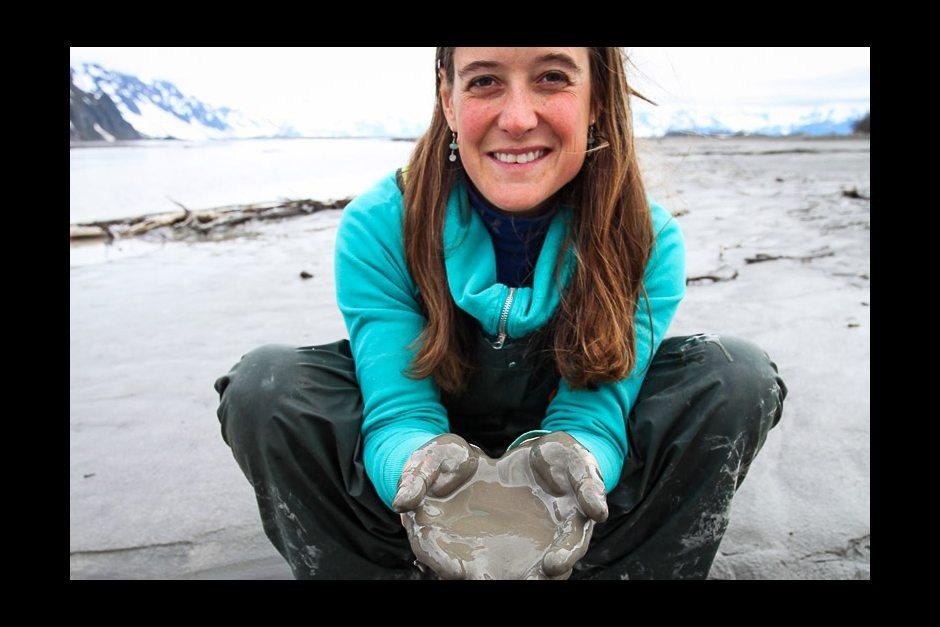 """The Girl Behind The Brand:In a recent interview with Lauren Padawer, we had the opportunity to learn all about her """"from farm to face"""" approach on her skincare line.Unless you plan on visiting Lauren's tiny town of Cordova, Alaskaany time soon,(the only location in the world that you can find this specific mud) stock up on Alaska Glacial Mud Co's purifying mask here."""