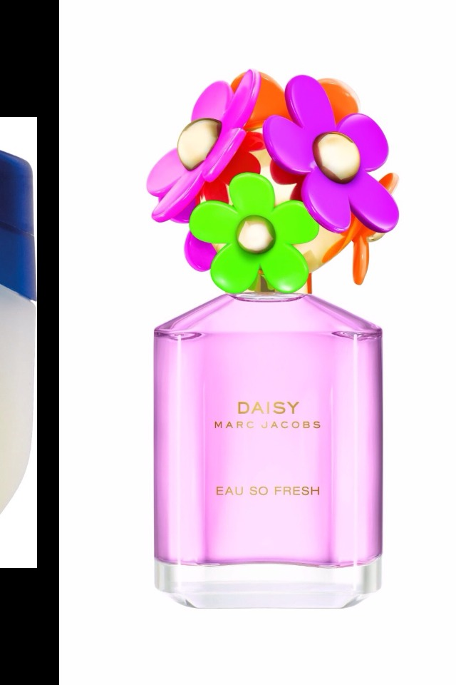 1.Apply Over your perfume it will stay longer
