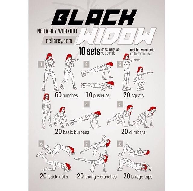 Kick-Ass Workout by Brinna Kartz - Musely