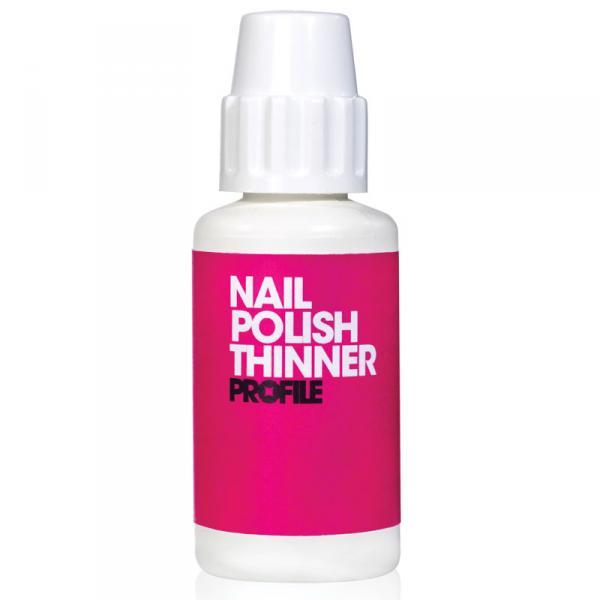 Use nail polish thinner (not remover) to revive old thick nail polish.