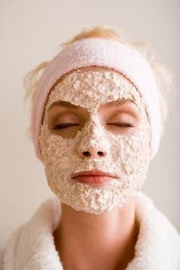 Once everything is mixed together it should form a thick paste. Apply this mask to you're face for 15 minutes and then wash away with luke warm water. This should really make a massive difference, goodluck!!