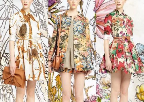 Tropical Floral Designs!