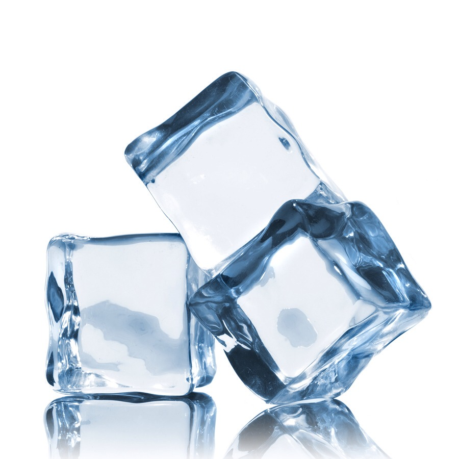 Ice works wonders for your face. They reduce  inflammatory, acne, and wrinkles.