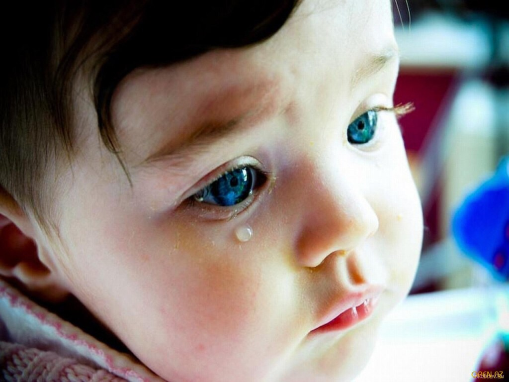 Tears are made of almost all the same ingredients as urine.