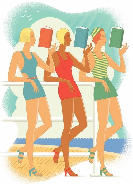 Summer reads to improve your #SummerVibes
