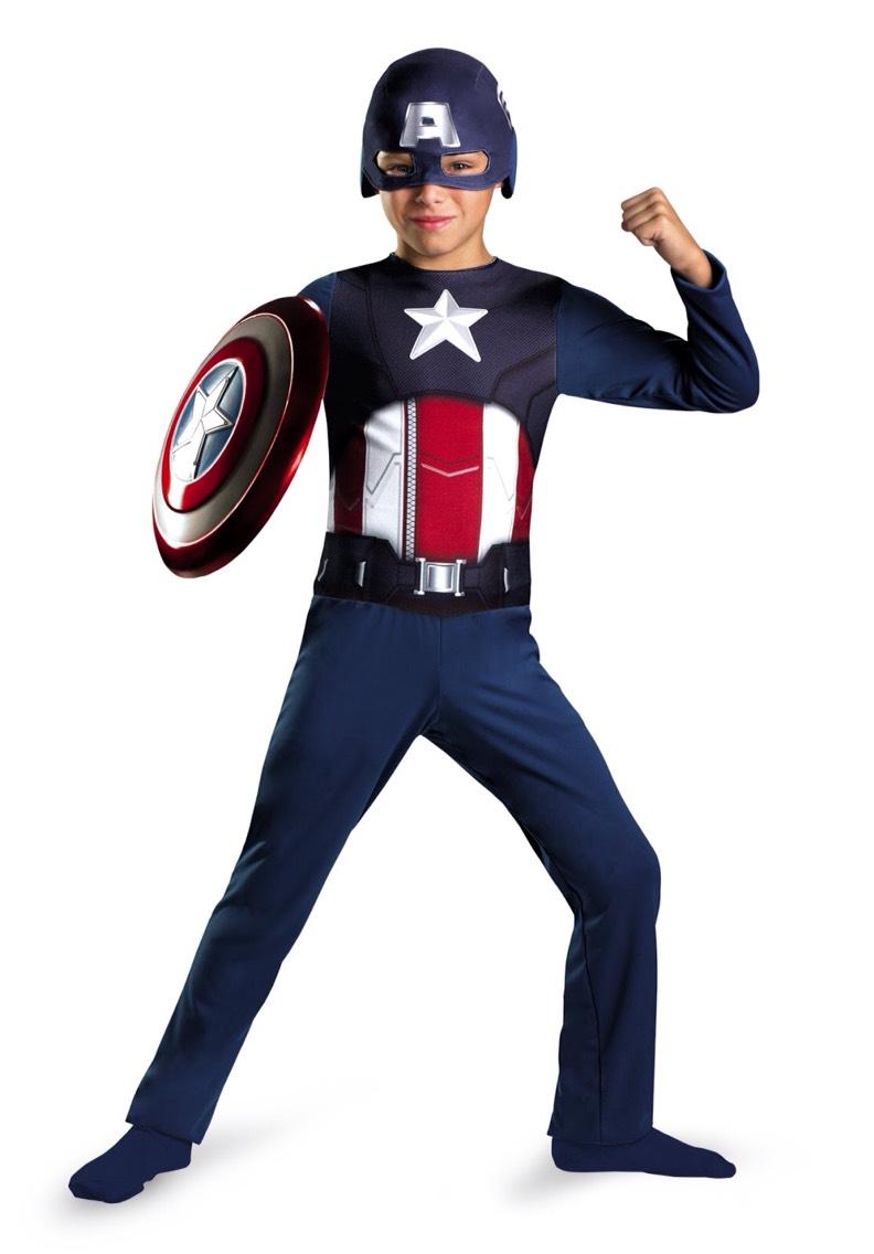 15. Captain America