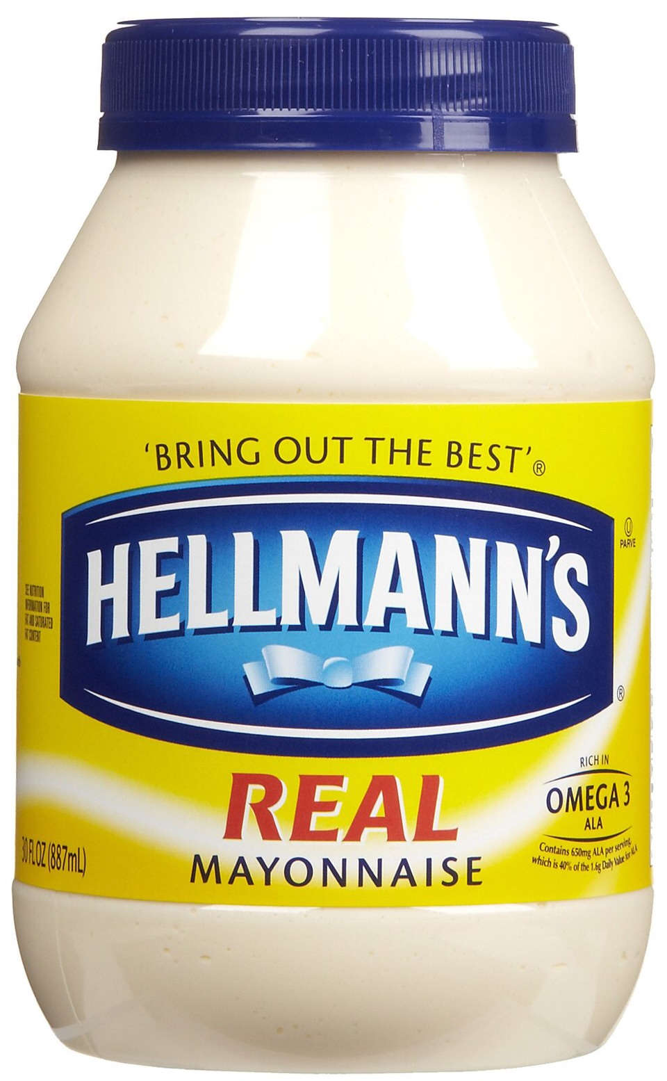 by mixing together mayonnaise