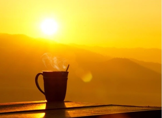 """""""Rise and shine"""" isn't just something you say in the morning to drag yourself out of bed. According to a new study from Northwestern University Feinberg School of Medicine, published in the journal PLOS ONE, actually doing it—i.e., getting up and catching a some rays—may help you lose weight!"""