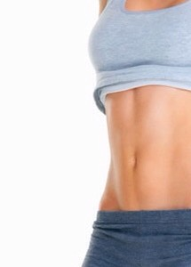 Want this flat stomach?? Easy just follow this regime for a well toned stomach