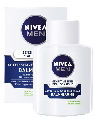10) Nivea Men Post Shave Balm After Nikkitutorials mentioned loving this as a primer, makeup lovers everywhere started trying it out. And I have to agree with Nikki, it really does work! It has a nice scent, and it doesnt irritate my sensitive skin.