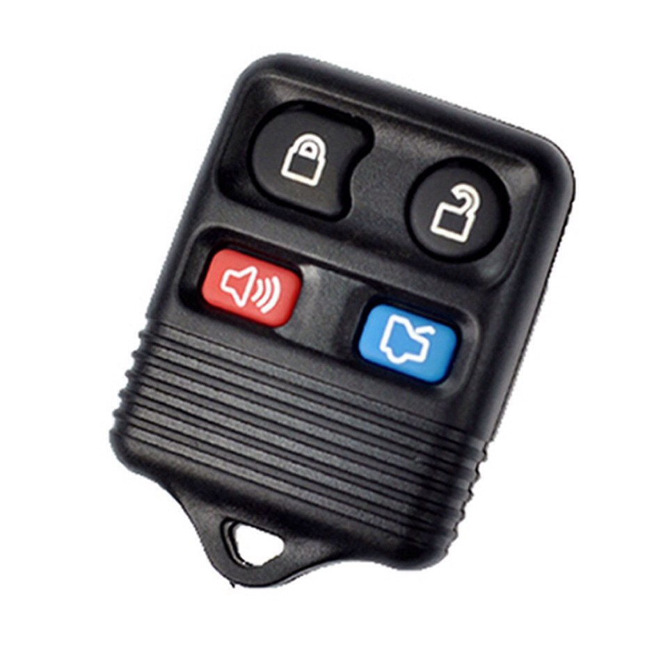 Press the keyless remote under your chin and it will get a further range. I tried it tonight and it really works. The fluid in your head amplifies the range. Weird but it works when trying to find your car at a crowded mall.