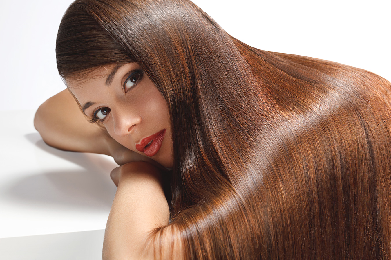 you wash and dry your hair and you repeat the same process for a week or how long they believe possible.