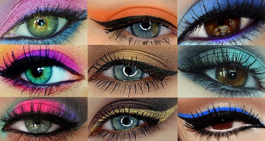 Complementary Shadow For Every Eye Color By Georgette Musely