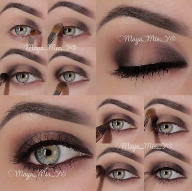 Musely step by step eyeshadow looks ccuart Choice Image