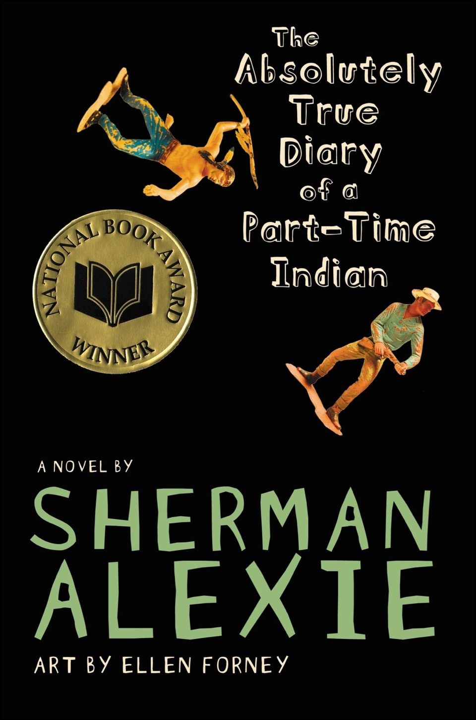 Absolutely True Story of a Part Time Indian by Sherman Alexie