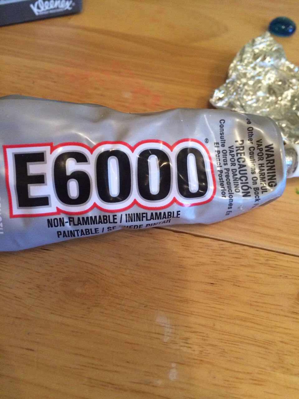 Go and find some E6000