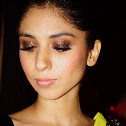 4. Smokey Eyes: wear black and brown eyeshadows alone or accent with gold & copper!