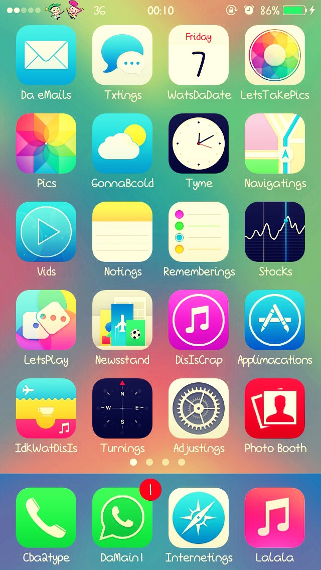 WANT TO GET THEMES LIKE THIS FOR YOUR IPHONE?!