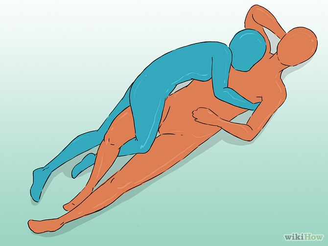 best ways to cuddle